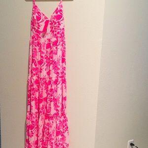 Lilly Pulitzer Melody Maxi Dress Size 8 NWT